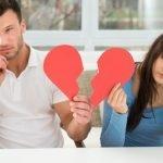 Những nguyên nhân đổ vỡ hôn nhân