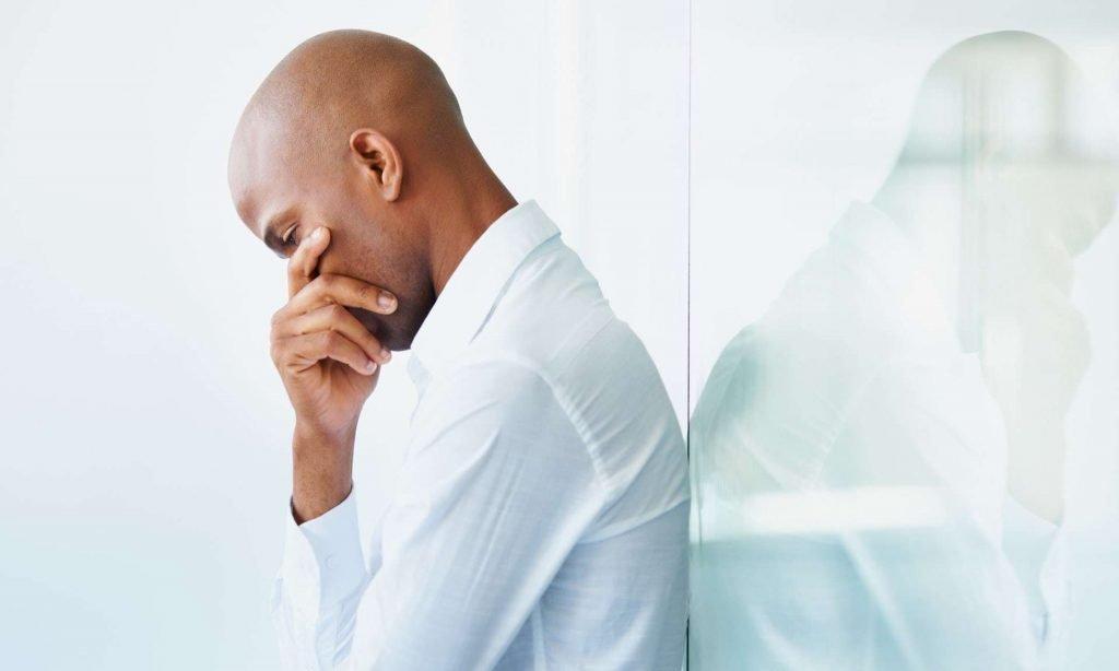 Trầm cảm sau sinh...ở đàn ông?